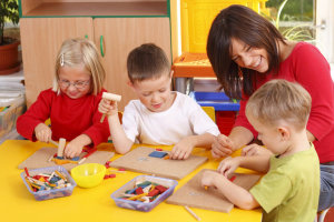What Your Children Get from a Good Day Care Center