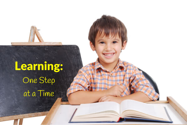 Learning: One Step at a Time